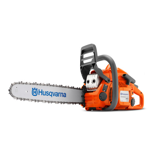 Husqvarna 440E 16 in./ 40.9cc Assembled Tool-Less Gas-Powered Chainsaw