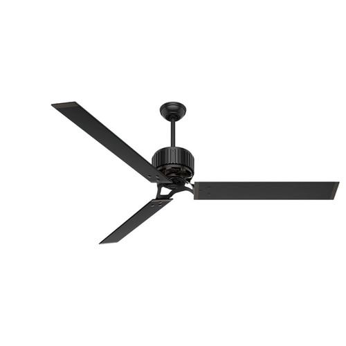 Hunter HFC-72 72 in. Industrial Matte Black Ceiling Fan