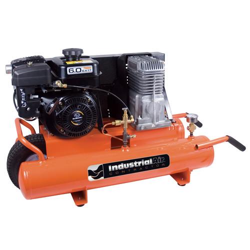 Industrial Air CT5590816.02 6 HP 8 Gallon Twin Tank Wheelbarrow Air Compressor