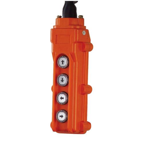 JET PBC-420CN 4-Button Control Pendant For 20 ft. Lift Hoist & Trolley