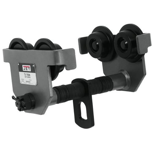 JET 1/2-HDT 1/2 Ton Capacity Heavy-Duty Manual Trolley
