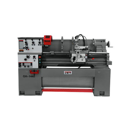 JET 323371 GH-1440-1 Lathe with Taper Attachment