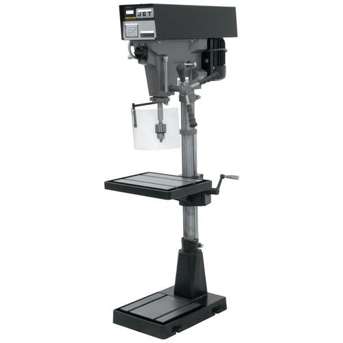 JET J-A5816 15 in. Var. Speed Floor Drill Press