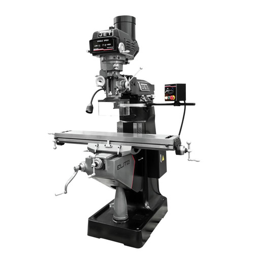 JET 894101 ETM-949 Mill with Y-Axis JET Powerfeed