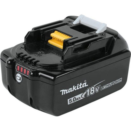 Makita 18-Volt LXT Lithium-Ion High Capacity Battery Pack 5.0Ah with Fuel Gauge