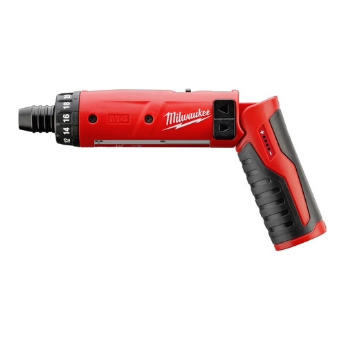 Milwaukee 2101-20 M4 Lithium-Ion 1/4 in. Hex Screwdriver (Bare Tool)