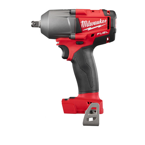 Milwaukee 2860-20 M18 FUEL 1/2 in. Mid-Torque Impact Wrench with Pin Detent (Bare Tool)