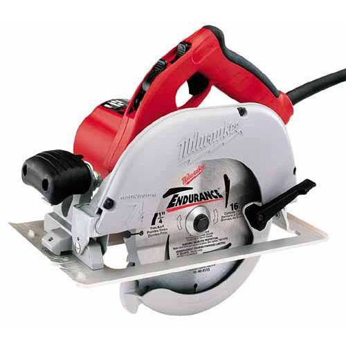 Milwaukee 6391-21 7-1/4 in. Left Blade Circular Saw with Case