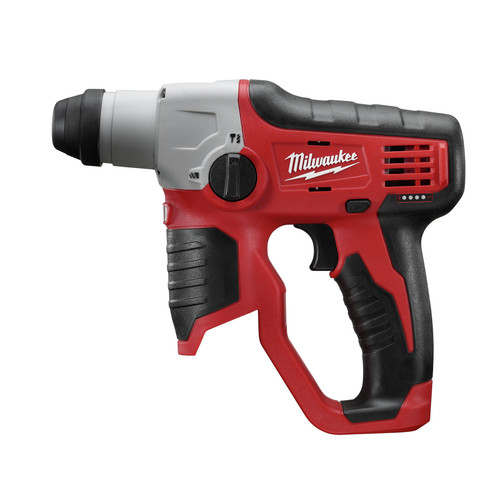 Milwaukee 2412-80 M12 Lithium-Ion 1/2 in. SDS-Plus Rotary Hammer Kit (Bare Tool)