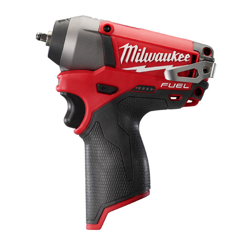 Milwaukee 2452-80 M12 FUEL Cordless Lithium-Ion 1/4 in. Impact Wrench (Bare Tool)