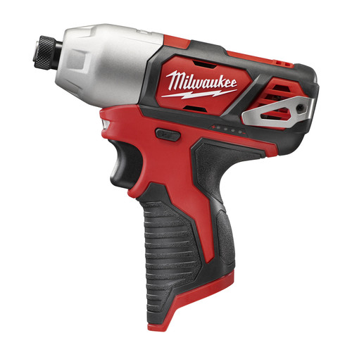 Milwaukee 2462-80 M12 12V Lithium-Ion 1/4 in. Hex Impact Driver (Bare Tool)