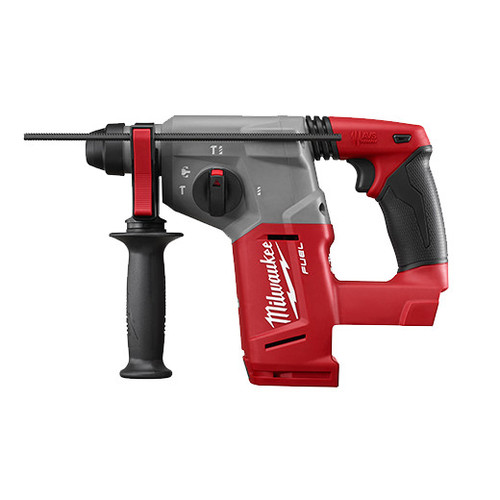 Milwaukee 2712-80 M18 FUEL Cordless Lithium-Ion 1 in. SDS Plus Rotary Hammer (Bare Tool)
