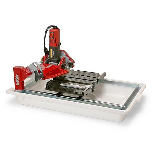 MK Diamond MK-370EXP 7.4 Amp 1.24 HP 7 in. Wet Cutting Tile Saw
