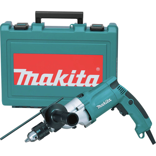 Factory Reconditioned Makita HP2050-R 3/4 in. Hammer Drill with Case
