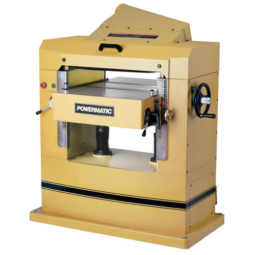 Powermatic 201HH 22 in. 3-Phase 7-1/2-Horsepower 230V Planer with Helical Cutterhead