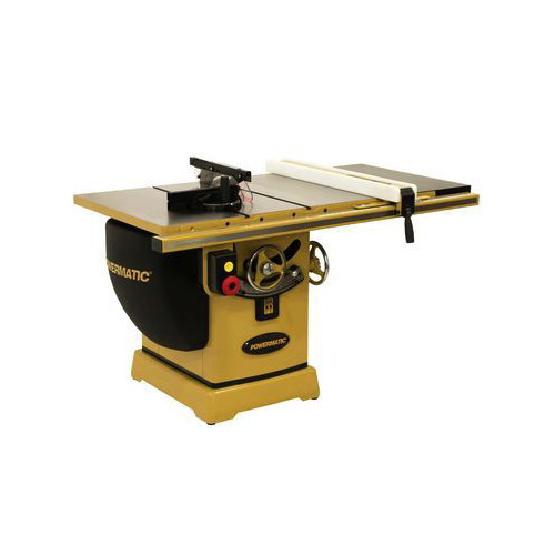 Powermatic PM23150WK 2000B Table Saw - 3HP/1PH/230V 50 in. RIP with Accu-Fence and Workbench