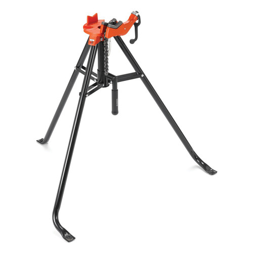 Ridgid 425 1/8 in. - 2-1/2 in. Portable TRISTAND Chain Vise Stand