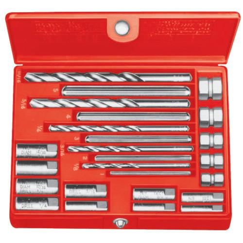 Ridgid 35585 20-Piece Screw Extractor Set