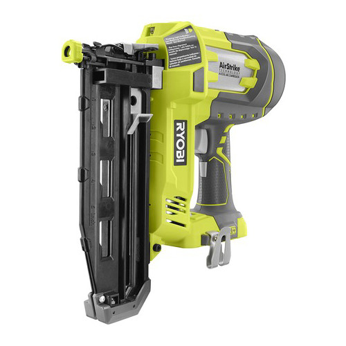 Factory Reconditioned Ryobi ZRP325 ONEplus 18V Lithium-Ion 16-Gauge Finish Nailer (Bare Tool)