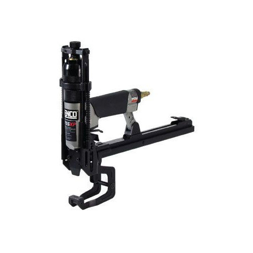 Factory Reconditioned SENCO F75SXPSXP F75SXP 18-Gauge 7/16 in. Crown 5/8 in. Sisal Clinch Tool Stapler