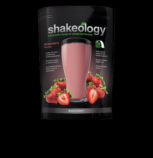 Strawberry Shakeology
