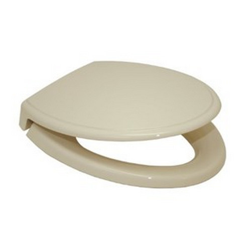 TOTO SS154#03 SoftClose Traditional Elongated Plastic Closed Front Toilet Seat & Cover (Bone)