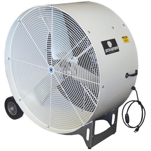 Versa-Kool VKM36-2-O 36 in. OSHA Compliant Spot Cooler 2-Speed Mobile Drum Fan